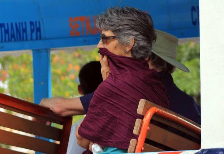 El norte ha propiciado una tregua del calor para los yucatecos. (José Acosta/SIPSE)
