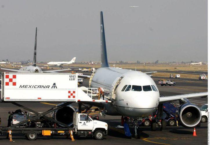 MRO, de Mexicana de Aviación, tiene capacidad para 120 aeronaves. (Imagen de archivo)