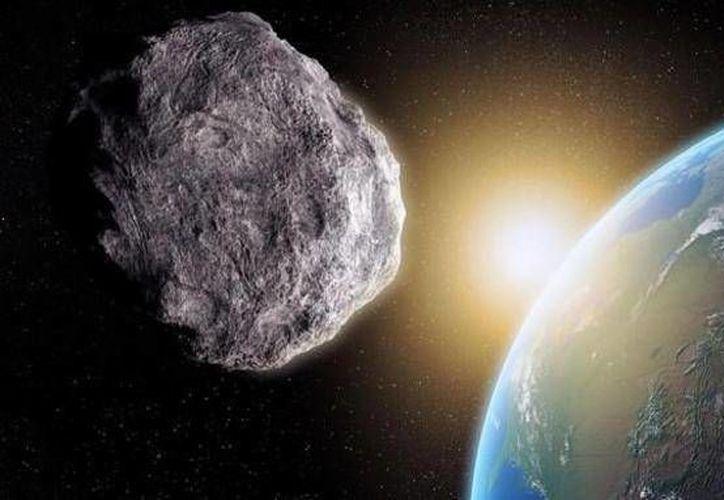El asteroide 2000 EM26, como ha sido bautizado, pasará a una distancia cercana a la Tierra en términos astronómicos. (Agencias)