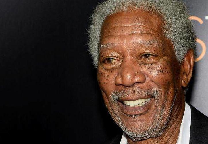El actor Morgan Freeman cumplirá 80 años, el próximo 1 de junio del presente año y lo festejará con un nueva producción de comedia.(Archivo/AP)