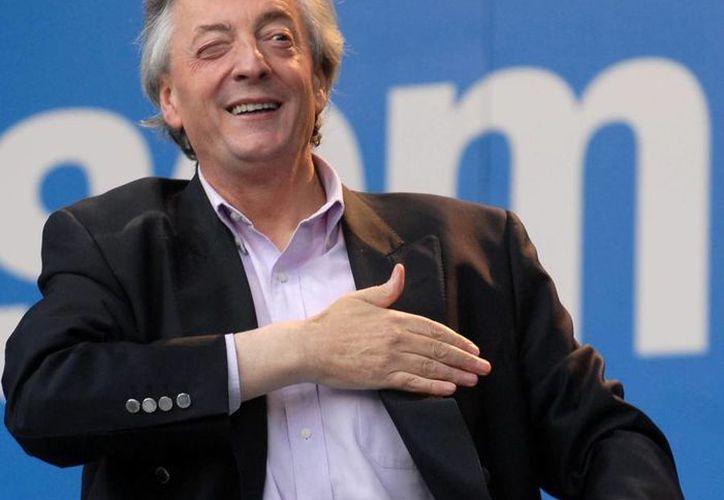 Néstor Kirchner falleció el 27 de octubre de 2010. (urgente24.com)