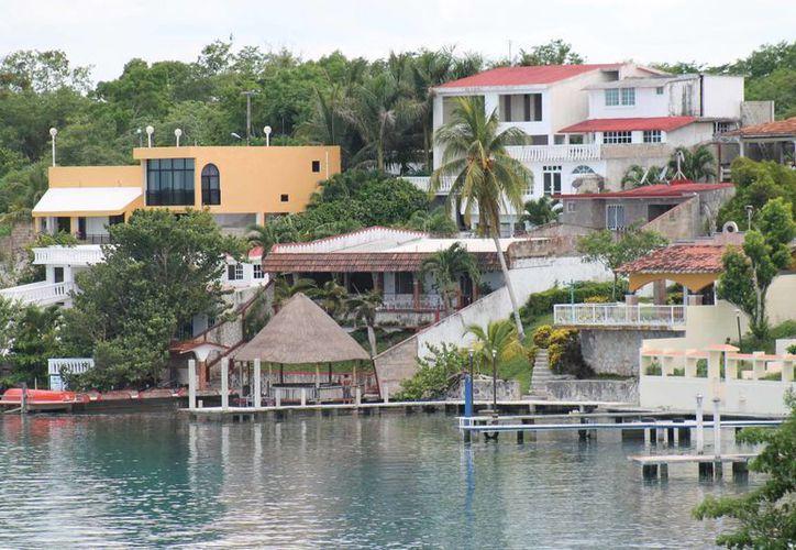 Bacalar cuenta con un enorme potencial para desarrollar residenciales. (Archivo/SIPSE)
