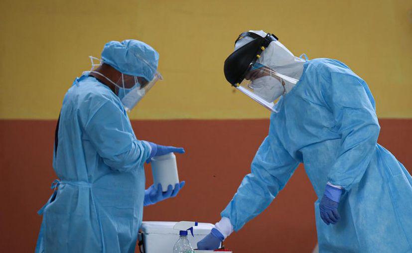 El Gobierno del Estado reconoce el compromiso del personal que desde el inicio de la pandemia en Yucatán continuó al frente de sus labores. (Novedades Yucatán)