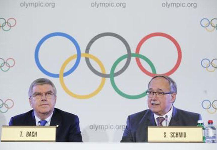 El Comité Olímpico de Rusia quedó excluido de los Juegos Olímpicos de Invierno de Pyeongchang del próximo año. (Foto: El Financiero)