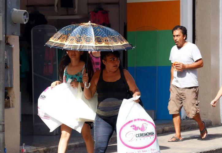 Para los próximos días se presentarán temperaturas muy calurosas en la mayor parte de la región. (José Acosta)