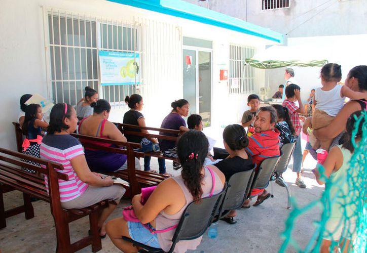 Se pide a la población acudir al médico ante los primeros síntomas. (Octavio Martínez/SISPE)