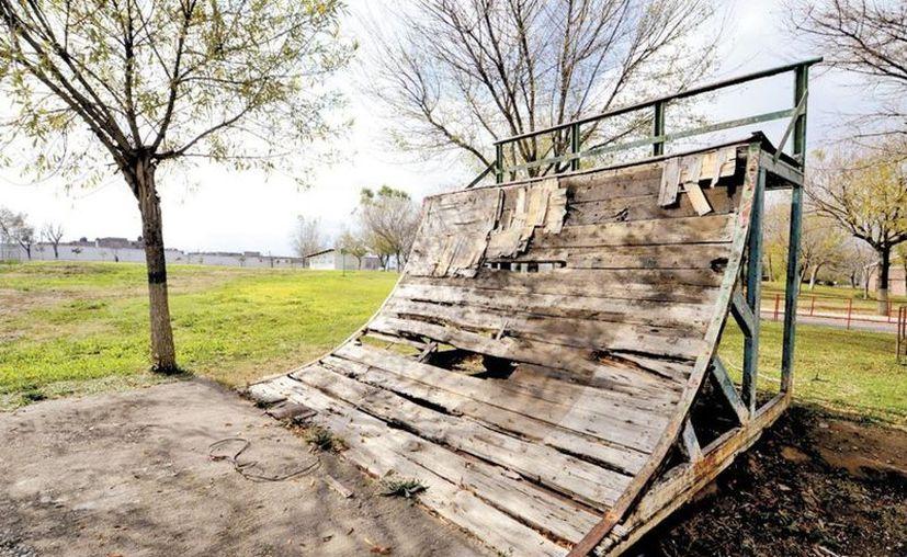 Los hechos ocurrieron en un parque de Saltillo. (Vanguardia. MX)