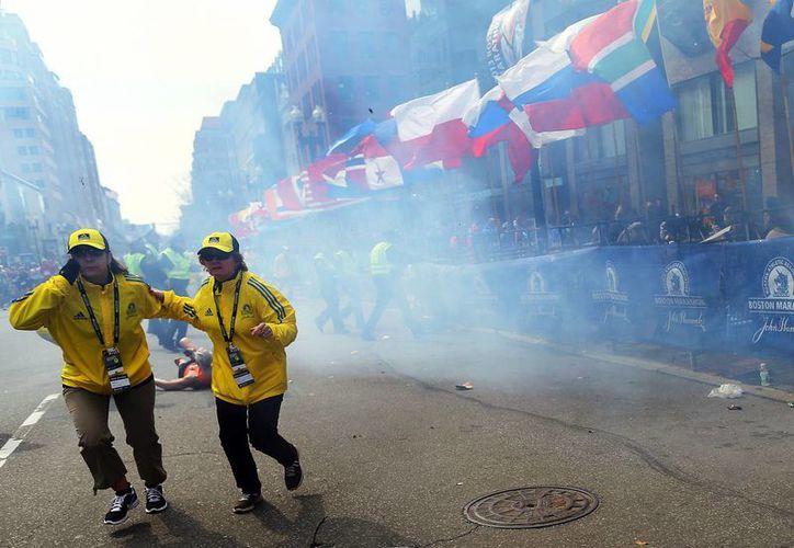 El servicio telefónico fue suspendido para evitar la activación remota de otra bomba. (Agencias)