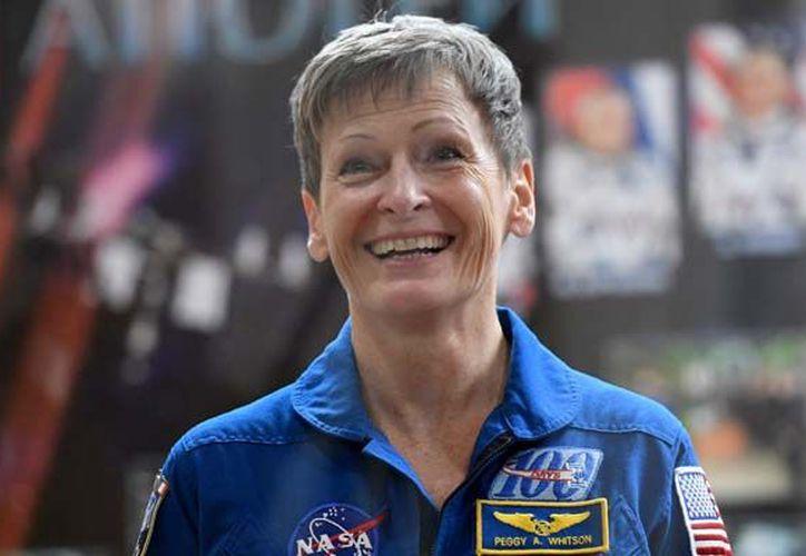 El pasado febrero cumplió 57 años y desea seguir siendo parte de la NASA (Foto: NDTV)