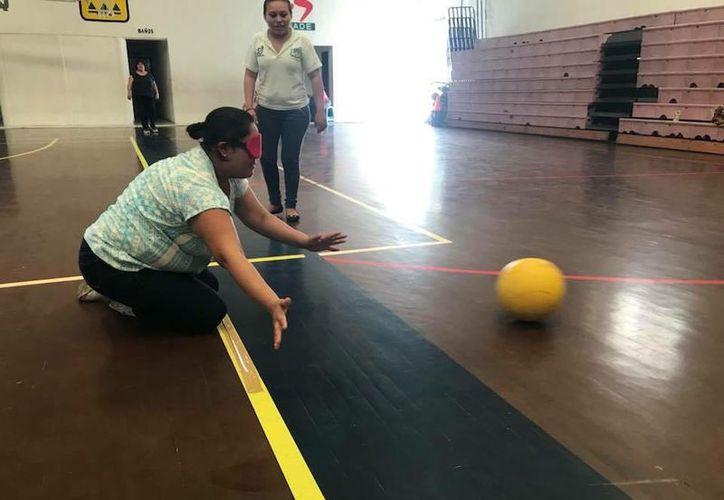 Las personas que tomarán parte del evento han estado practicando la disciplina. (Miguel Maldonado/SIPSE)