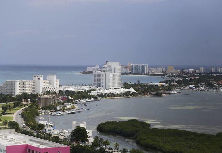 Promocionan a Cancún y los Tesoros del Caribe. (Israel Leal/SIPSE)