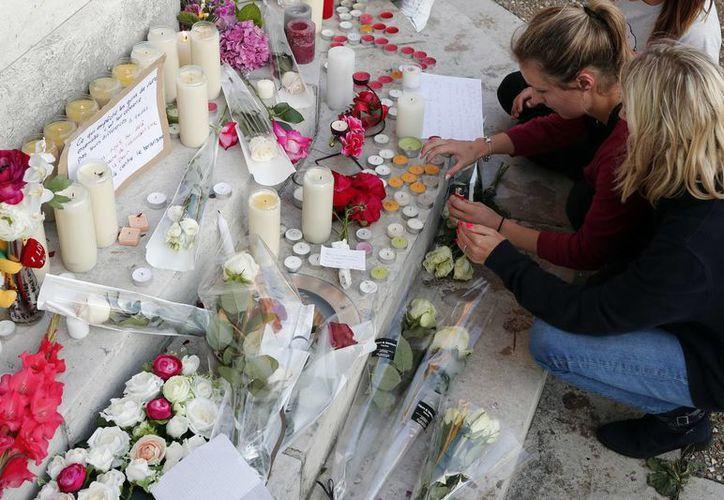 El de este lunes en Normandía es el segundo ataque que sufre Francia en menos de un mes. (AP)