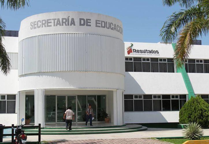 El personal de la SEyC informó que los espacios estarán sujetos a disponibilidad en las escuelas. (Jesús Tijerina/SIPSE)