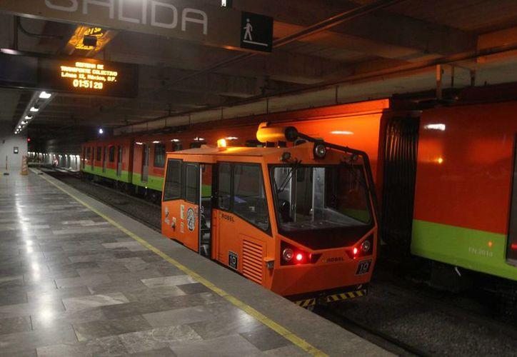 La Contraloría del DF dijo que el cierre de la Línea 12 del Metro causó daños al patrimonio del gobierno de la Ciudad de México. (Archivo/Notimex)
