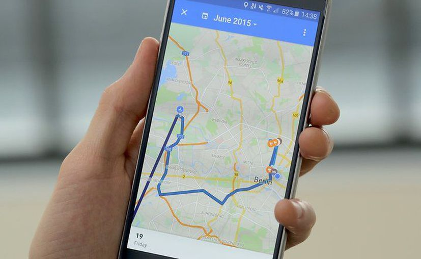 También se pueden planificar las visitas sin datos con Google Trips, una aplicación automatiza los viajes por ti. (Internet/Contexto)