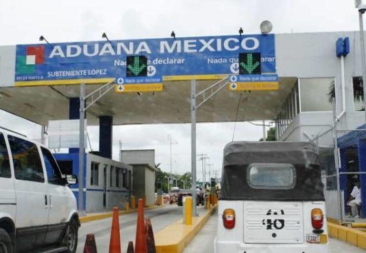 El Congreso de Comercio Exterior y Aduanas se lleva a cabo en Cancún, Quintana Roo. (Archivo/SIPSE)