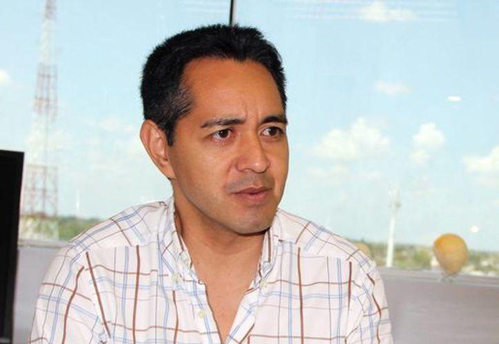 Jesús Vega Herrera, del IMPI, afirma que hoy en día emprendedores y empresas redescubren el valor de proteger sus marcas. (Milenio Novedades)