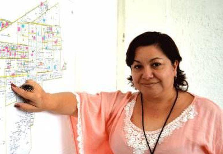 Desconfían por el pasado de Ana Graciela Vidal Pérez. (Redacción/SIPSE)