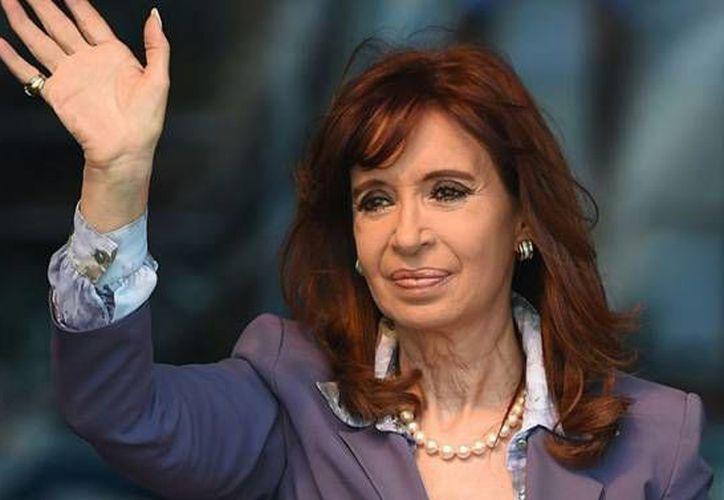 Cristina Fernández se encuentra involucrado en un caso de lavado de dinero, a escasos días de que rinda su declaración ante la justicia argentina.(AP)