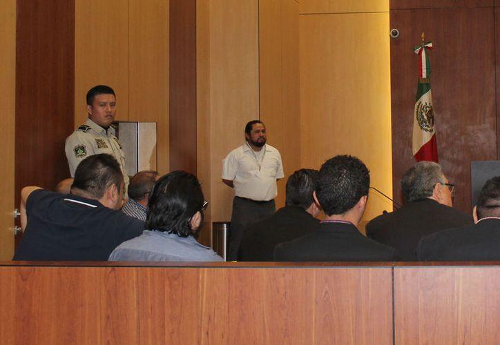 Mala jornada para la Fiscalía en un proceso por sonado crimen. (Novedades Yucatán)