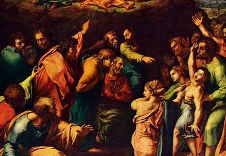 Con la elevación al cielo Jesús entra con su humanidad completa en posesión de la gloria divina que le es propia. (mossenjoan.com)
