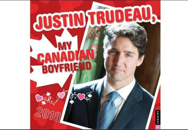 El calendario del ministro de Canadá ha recibido comentarios favorecedores entre sus fanáticas. (Foto: El Informador)