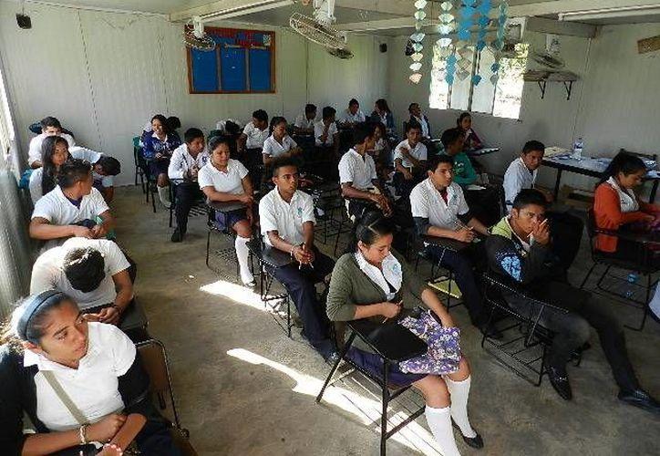 Dos nuevas preparatorias serán construidas en Cancún y Playa del Carmen. (Archivo/SIPSE)