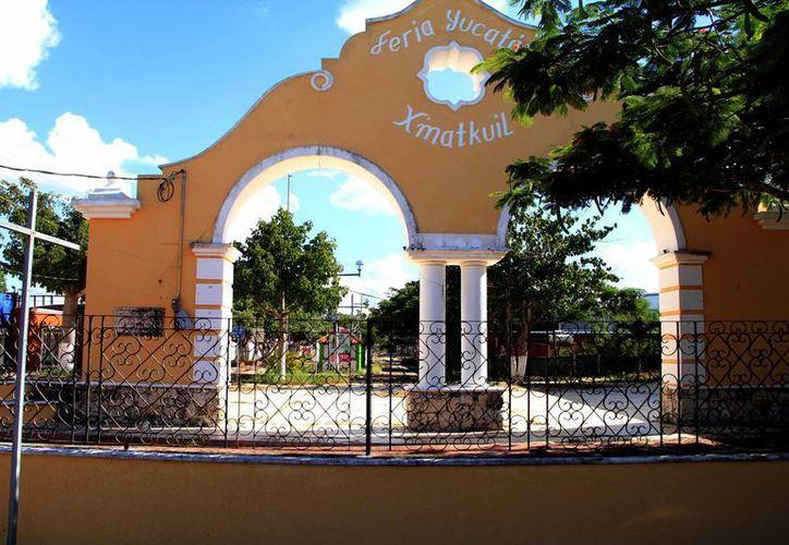 Por lo pronto, el Ayuntamiento ya solicitó en préstamo las instalaciones de la feria. (José Acosta/SIPSE)
