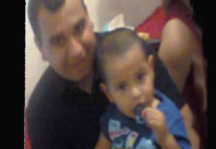 Zander Alan a sus dos años de edad ya fue víctima de un secuestro. (Especial )