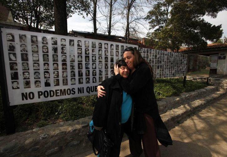 Aún están desaparecidas unas mil víctimas de la dictadura. (Agencias)