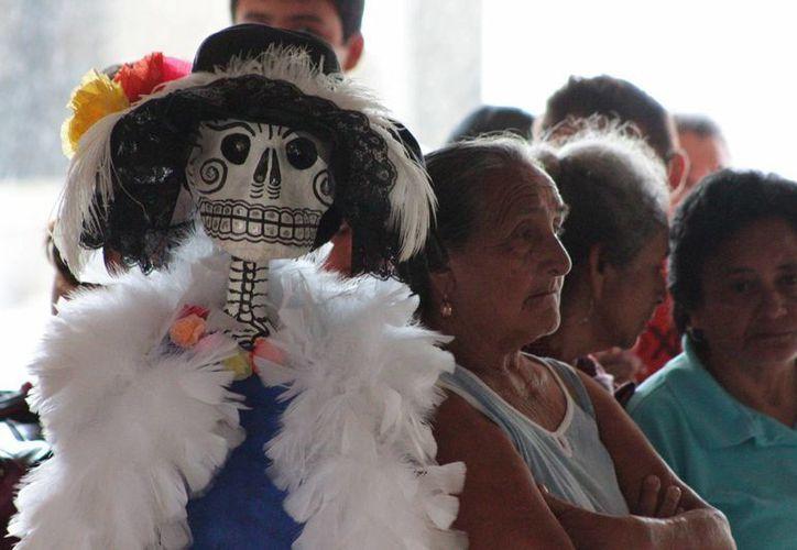 Mostrarán al público una de las tradiciones más arraigadas del pueblo mexicano. (Gustavo Villegas/SIPSE)