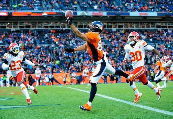 El calendario de la temporada de la NFL que inicia el 10 de septiembre y concluye en su fase regular el 3 de enero se dará a conocer este martes. (my3senths.com)