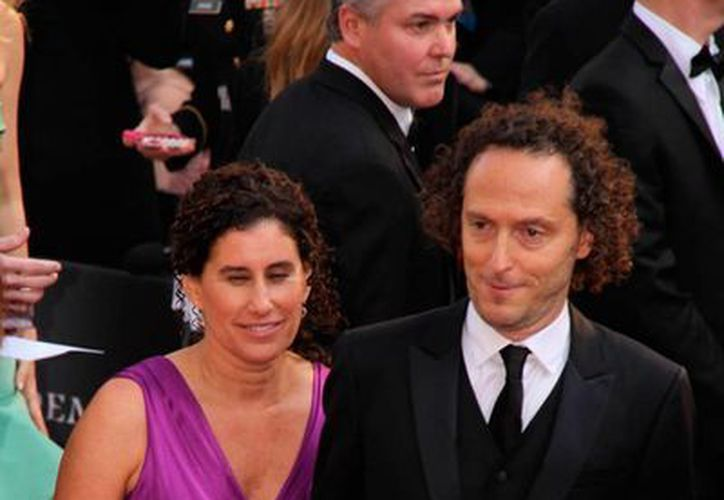 Emmanuel Lubezki, conocido también como El Chivo, está nominado al Oscar por mejor fotografía de la película 'The Revenant', de su compatriota y también nominado, Alejandro González Iñárritu. (Archivo/NTX)
