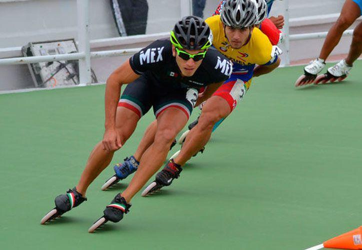 Jorge Luis había detenido el entrenamiento para dicho evento ya que había sufrido un fuerte desgarre. (Foto: Contexto/Internet).