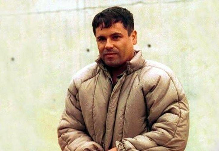 Joaquín Guzmán Loera realizó un escape como de película de una cárcel de máxima seguridad en Guadalajara en 2001. (Archivo/Agencias)