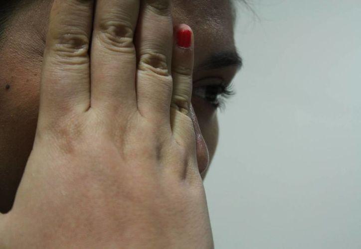 Las mujeres no denuncian por vergüenza. (Sergio Orozco/SIPSE)