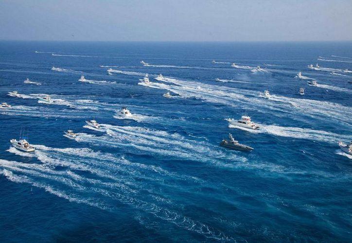 Quintana Roo lidera a nivel nacional en cuanto al número de embarcaciones deportivas.  (Foto de contexto/Redacción)