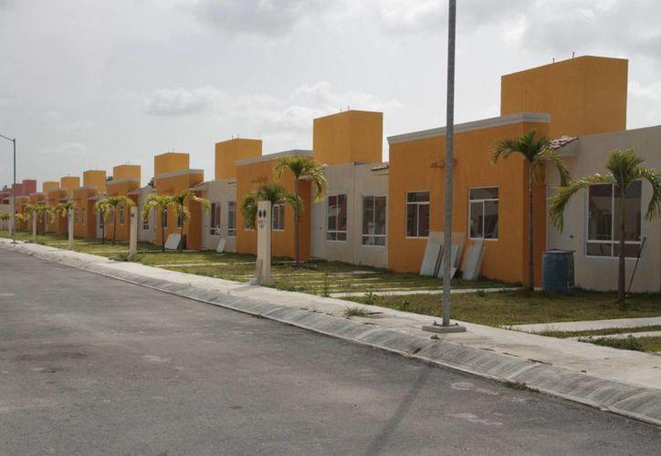 Las empresas ofertarán 17 desarrollos inmobiliarios. (Tomás Álvarez/SIPSE)