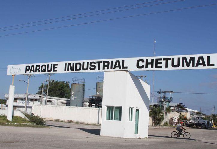 El Parque Industrial con modalidad de Recinto Fiscalizado será fnianciado por una Asociación Público Privada. (Joel Zamora/SIPSE)