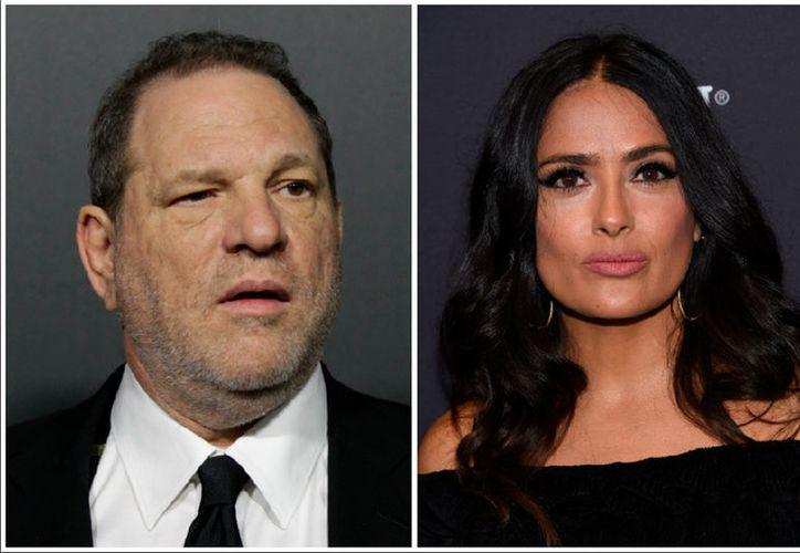 Según la mexicana, Weinstein desplegó con ella las mismas tácticas que han denunciado otras actrices. (Contexto)