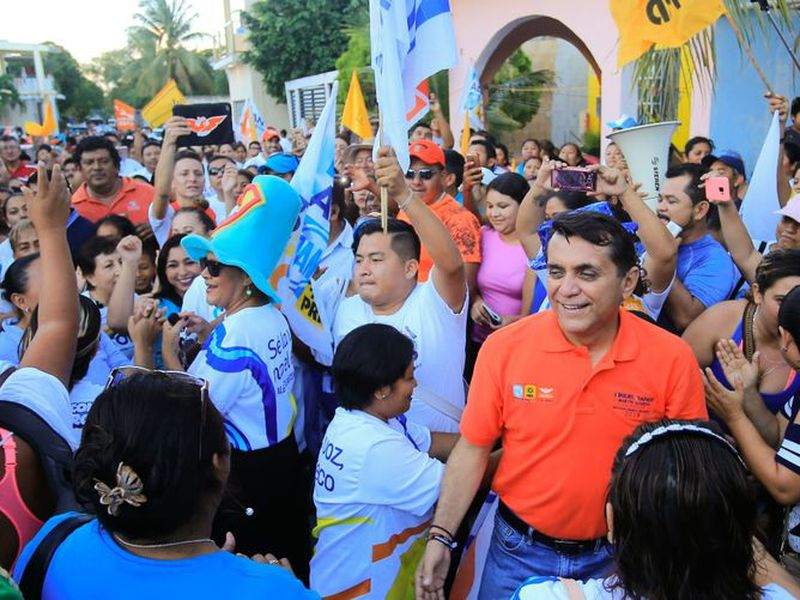Fortalecerá a Quintana Roo Miguel Ramón. (SIPSE)