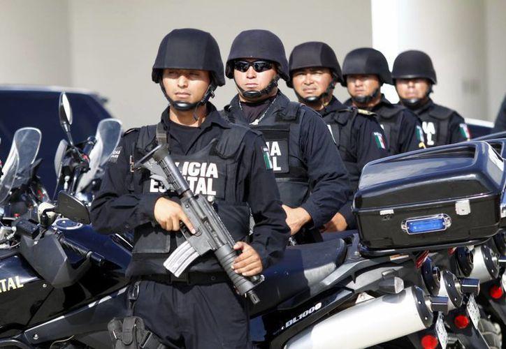 Según la SSP, han sido pocos los reportes de ciudadanos contra los uniformados. (SIPSE)