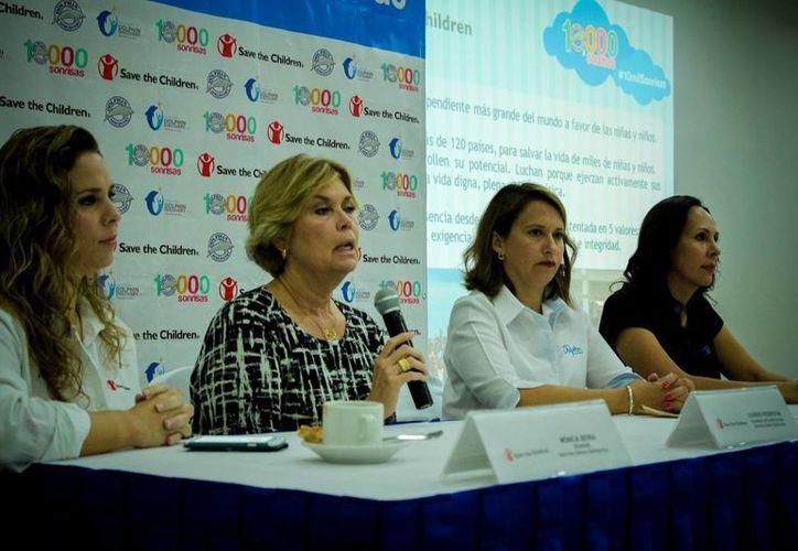 El programa promueve un modelo de vida saludable para combatir la obesidad infantil en Cancún. (Cortesía/Notimex)
