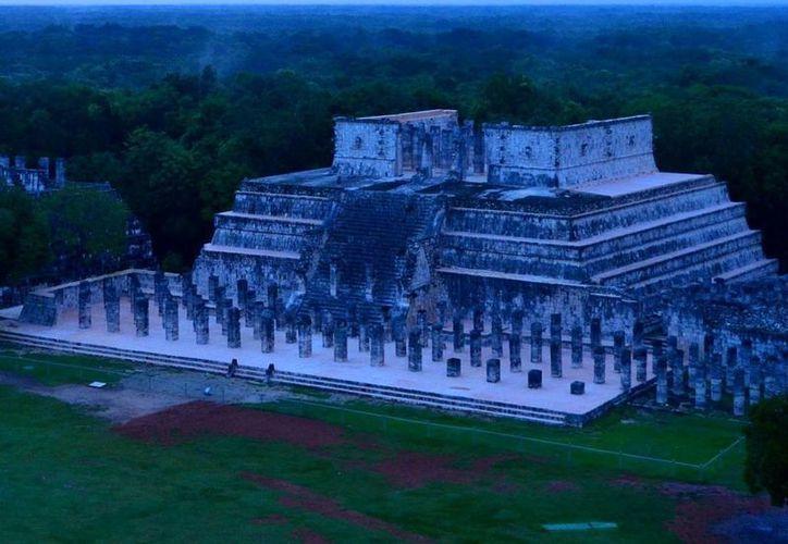 """La """"cal apagada"""" ha sido utilizada con éxito en restauraciones de edificios mayas y coloniales. (Archivo Notimex)"""