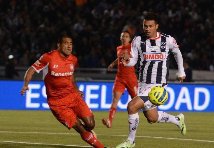 Rayados de Monterrey ganó 4-1 a Correcaminos de la UAT, lo eliminó y ahora enfrentará a Camoteros de Puebla. (Foto de archivo de Notimex)