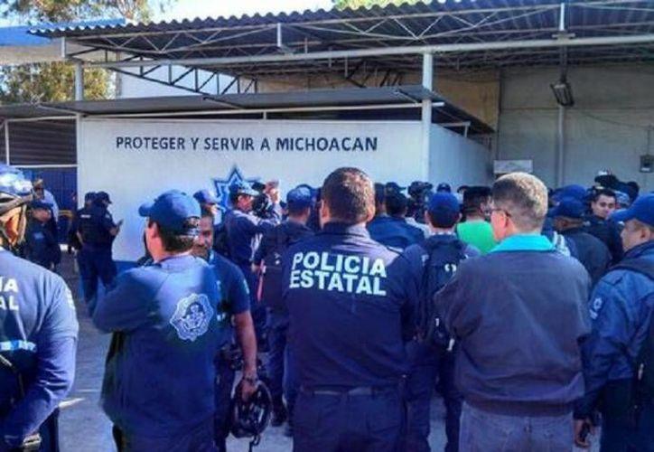 Los 12 policías municipales consignados fueron arrestados el 1 de abril. (Foto de contexto tomada de Milenio)