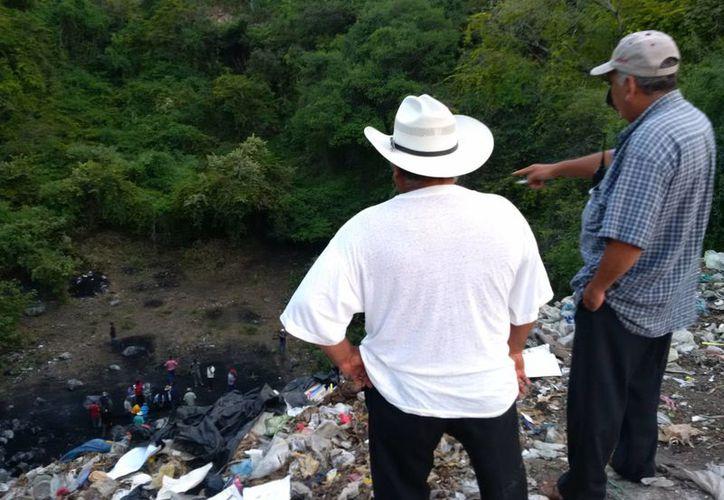 Murillo Karam aseguró tener la certeza de que un grupo de estudiantes fue asesinado en Cocula. (Proceso)