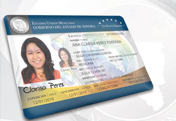Los jóvenes de 18 a 20 años de edad de Sonora se ahorrarán 358 pesos por el trámite de la licencia de conducir por un año. (sonora.gob.mx)
