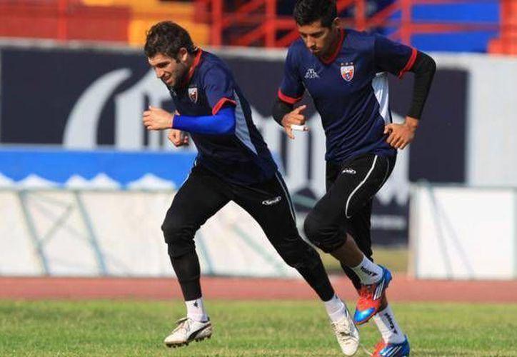 Jorge Villalpando es uno de los jugadores con más minutos en el Torneo Clausura 2013. (Archivo/SIPSE)