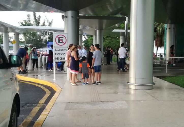 En marzo se registraron 387 mil pasajeros en el Aeropuerto de Mérida.  (Foto: archivo/SIPSE)